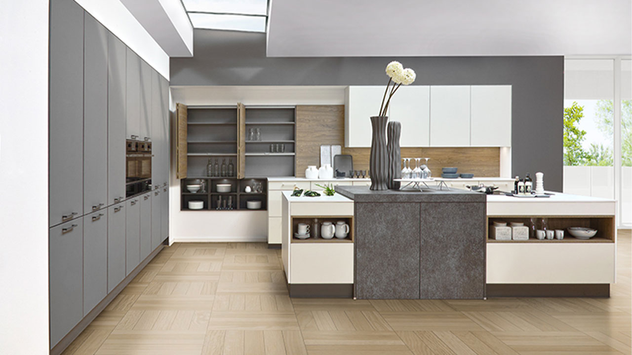 Luxury kitchen design Bournemouth